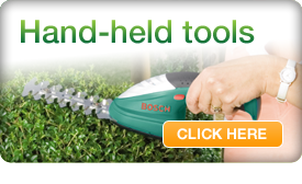 Hand held garden tool servicing and repair in Kent