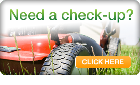 Lawn mower and garden machine servicing and repair in Kent